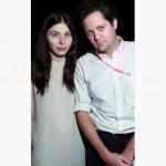 Elisabeta Tudor e Vincent Bevins