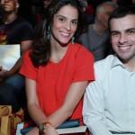 Renata Queiroz de Moraes e Sandro Barros